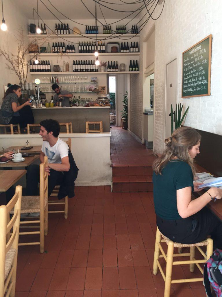 Best Barcelona cafes